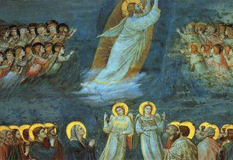 Jeudi de l'Ascension B (Actes des apôtres 1, 1-11) (DiMail 166)