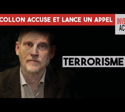Terrorisme: Michel Colon accuse et lance un appel