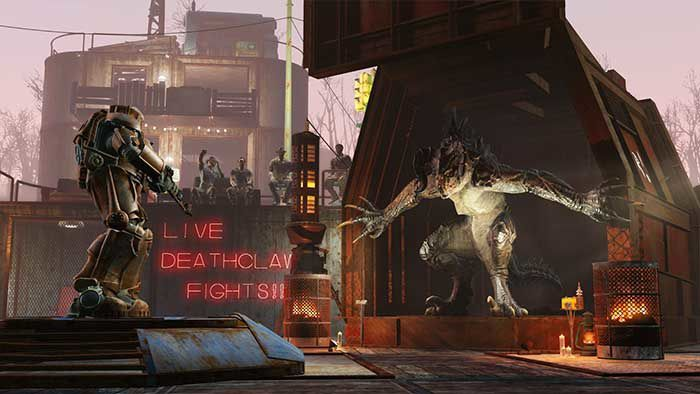 Video de Fallout 4 Automatron ! #PS4 #Xbox