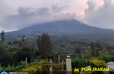 News from Merapi, Sinabung, Suwanosejima and Mayotte volcano.