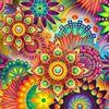 Transformer ce monde en utilisant les magnifiques couleurs de l'Amour.