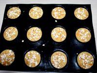 Muffins de butternut aux saveurs pain d'épices