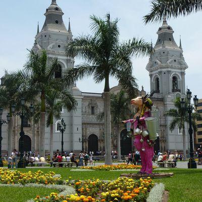 Lima: Ville des Conquistadors