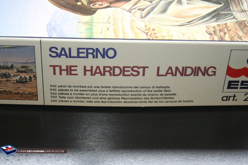 Album - Esci 2011 - Salerno, The hardest landing