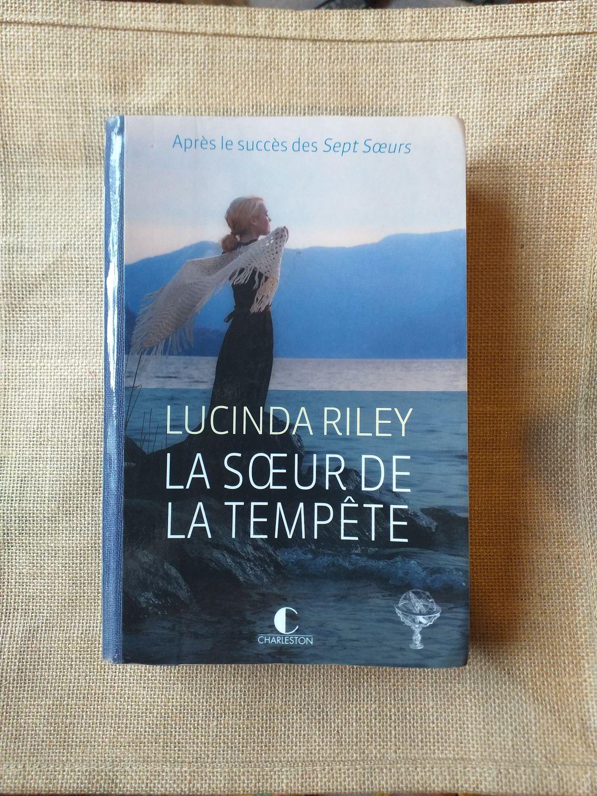 Les sept sœurs, tome 2 : Ally, la sœur de la tempête de Lucinda Riley