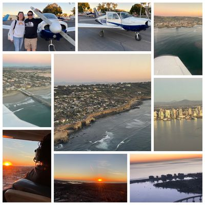 Survol de San Diego