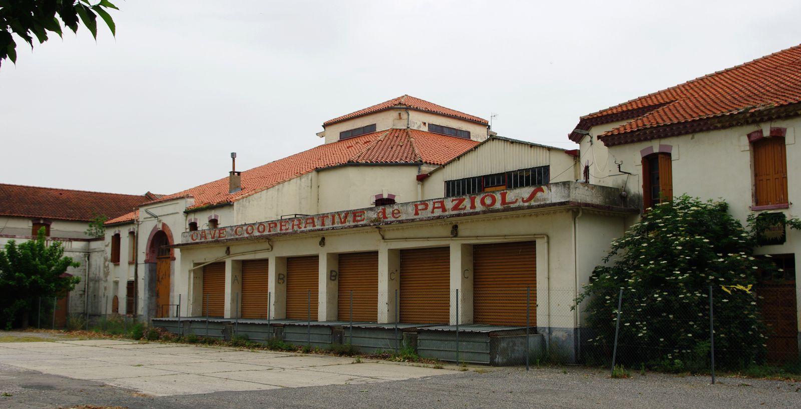 PAZIOLS (Aude)