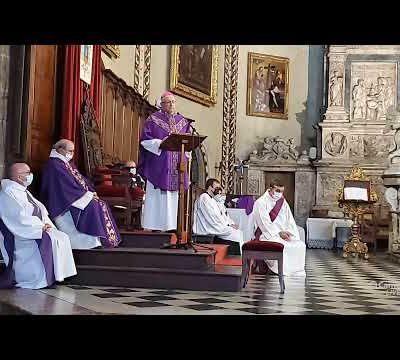 Funérailles du Père Trillas/Funeral del Pare Trillas...
