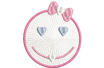 BRODERIE SMILEY