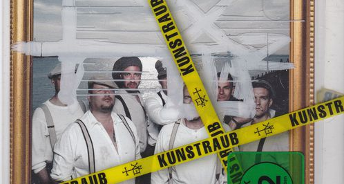"In Extremo ""Kunstraub"""