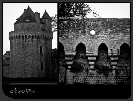 Les murailles de Vannes