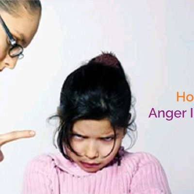How To Manage Anger In Young Children?