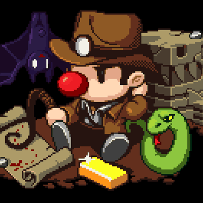 Chapter 1 - Spelunky
