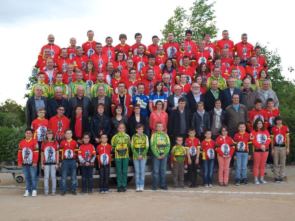 PHOTOS :LES 20 ANS DU CLUB DE MAUZE THOUARSAIS ( 79)