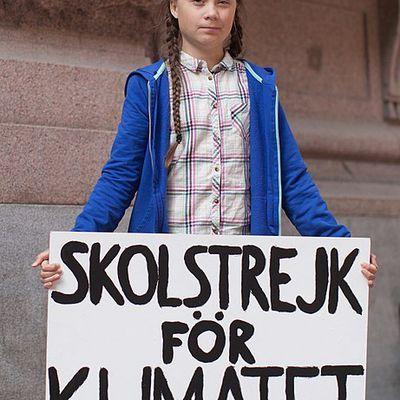 Greta Thunberg - Die neue Ikone der jungen Klimabewegung