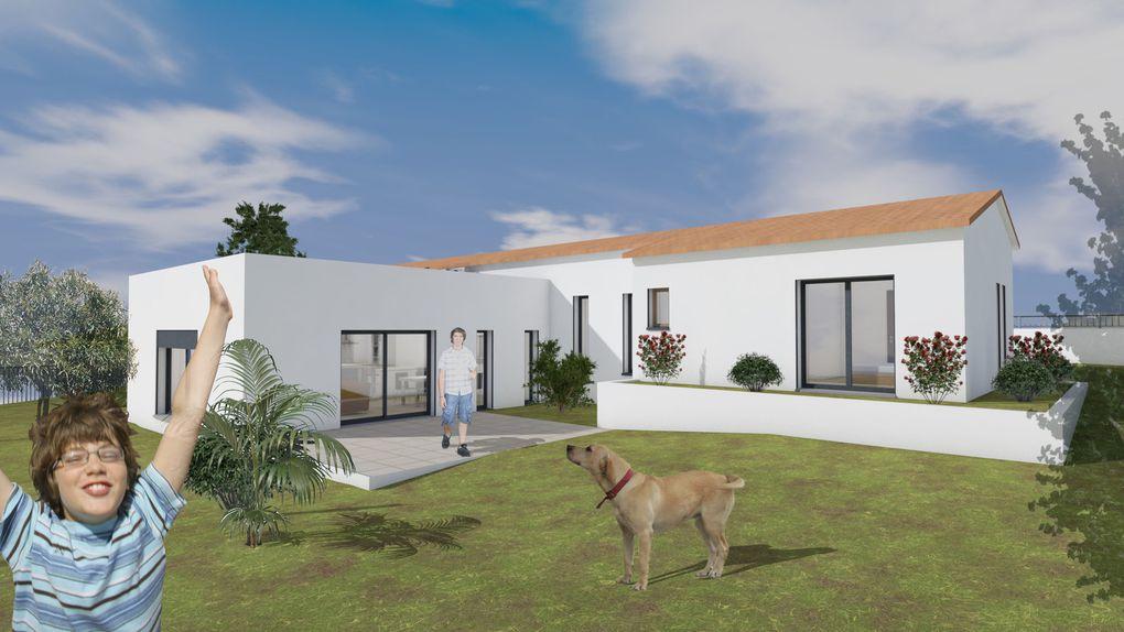Dossier de Permis de Construire d'une Maison Individuelle