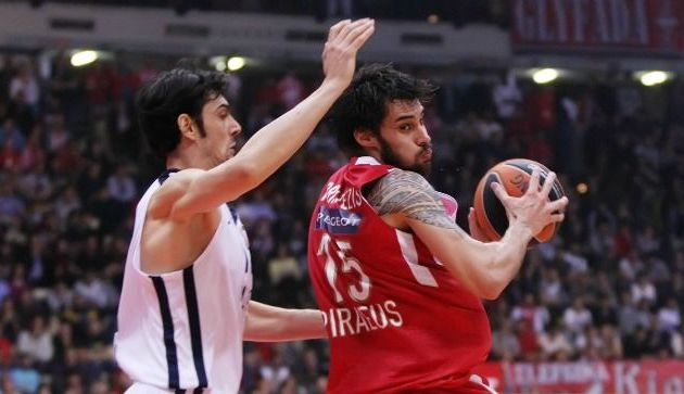 Playoffs: Printezis guide l'Olympiakos face à Efes