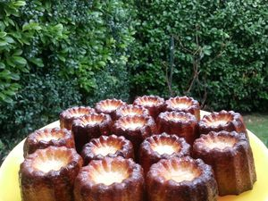 CANNELES - THERMOMIX
