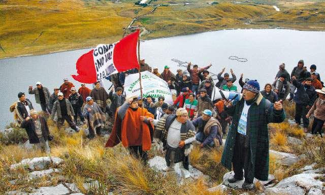 Pérou: Le cri du Peuple et le rugissement des élites par Romain MIGUS