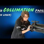 🔭 Collimation : comment régler son télescope Newton (sans matériel)