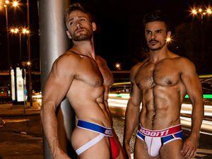 Joan Crisol pour #DOiT! Underwear