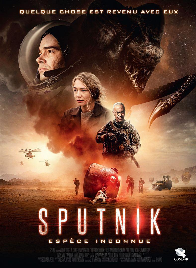 Critique Ciné : Sputnik, espèce inconnue (2021, DVD)