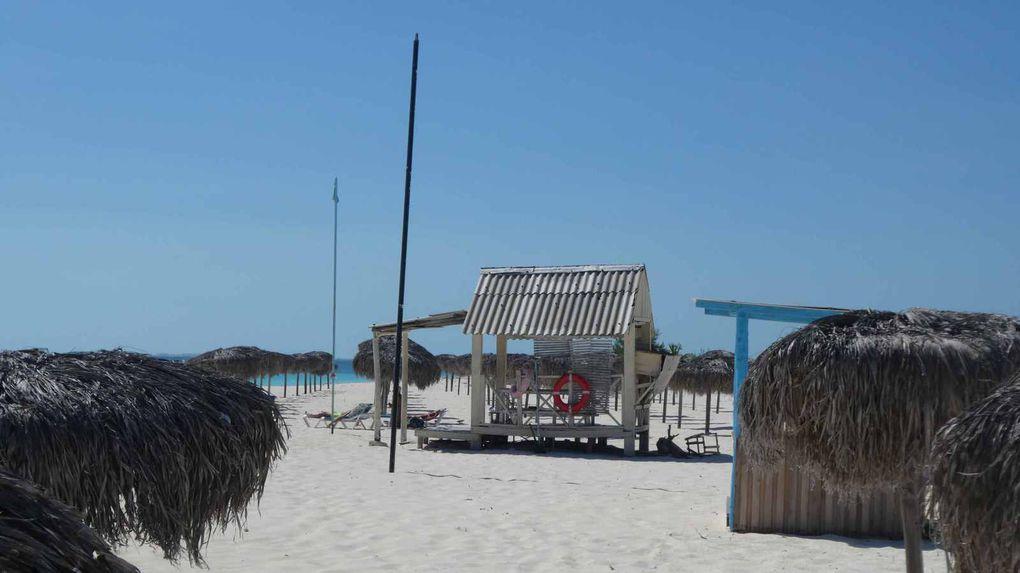 Playa Sirena : seuls au monde.
