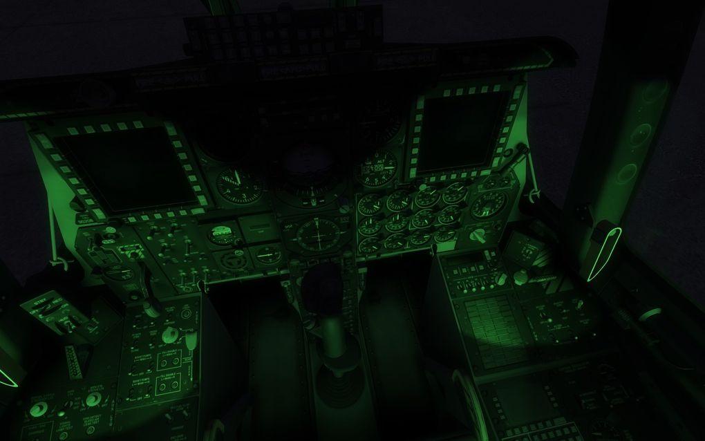 demarrage de nuit dans digital combat simulation : A-10C