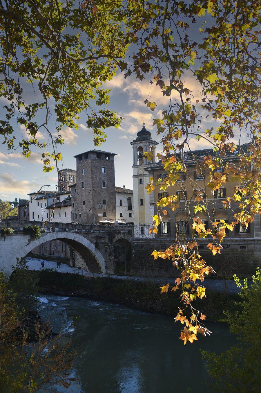 L'automne à Rome
