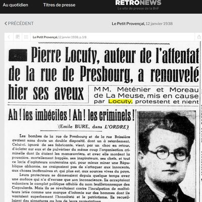 Un terroriste à Laître-sous-Amance ?