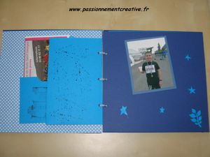 Album de course de Lucas