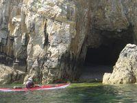A la découverte des grottes marines : de Camaret à Kerloch
