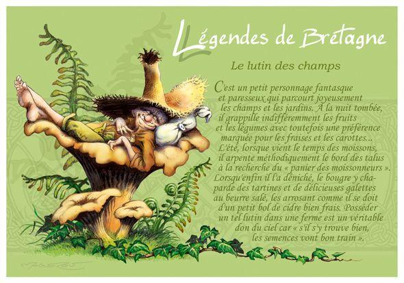 LEGENDES DE BRETAGNE