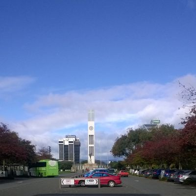 Palmerston North with miss Charline - NZ Rugby Museum Ka mate Ka mate! Haaa