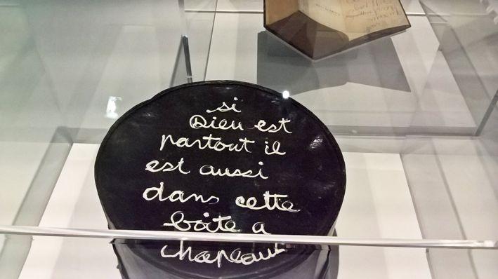 BEN - Musée Maillol - sept 2016