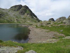 Le grand lac et la vallée