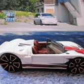 FORD GTX-1 CABRIOLET HOT WHEELS 1/64 - car-collector.net