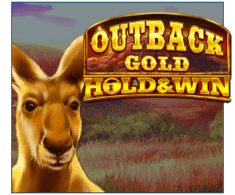 machine a sous Outback Gold logiciel iSoftBet