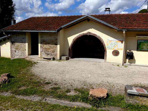 Centre du village de Les Voivres