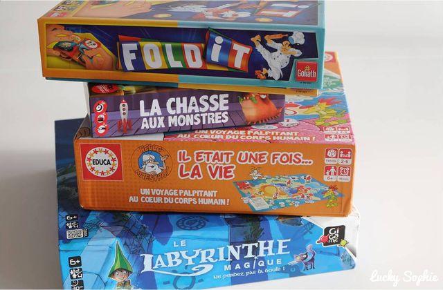 Jeux de société enfants 6-12 ans : comment bien choisir ?