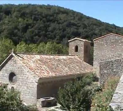 L 'église de Termes