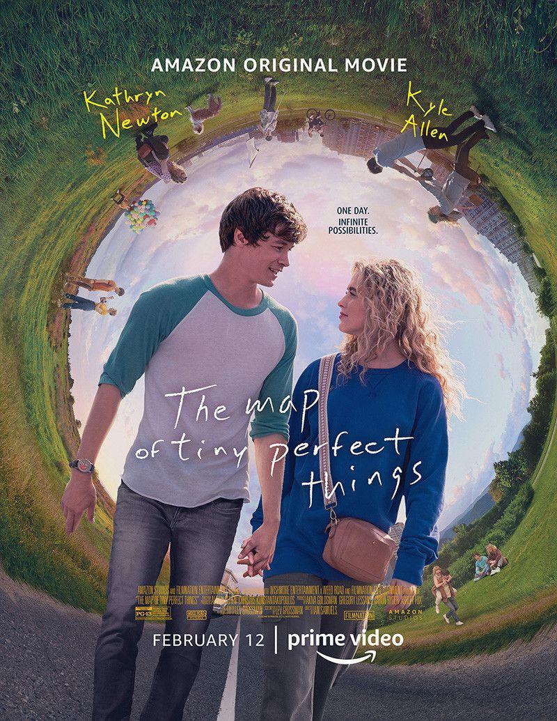 The Map Of Tiny Perfect Things (Amazon Prime Video) de Ian Samuels avec Kyle Allen, Kathryn Newton, Josh Hamilton, Al Madrigal, Cleo Fraser, Anna Mikami et Jorja Fox