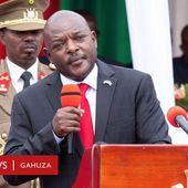 Bwa mbere, Nkurunziza ubwe, yashinje u Rwanda igitero cy'i Mabayi