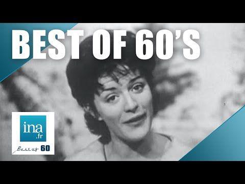 5 speakerines des années 60 ...