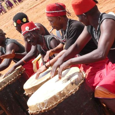 Healing glee:The spiritual powers of the Taita traditional Mwazindika drums