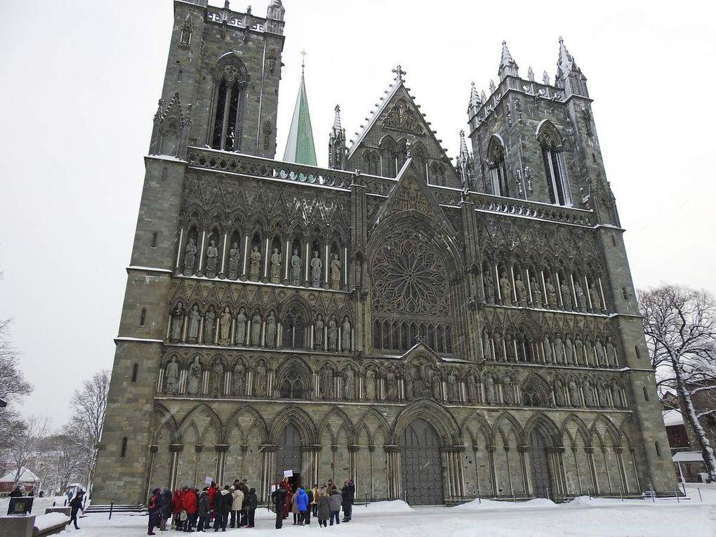 La cathédrale de Trondheim