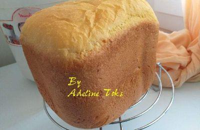 Brioche à la machine à pain