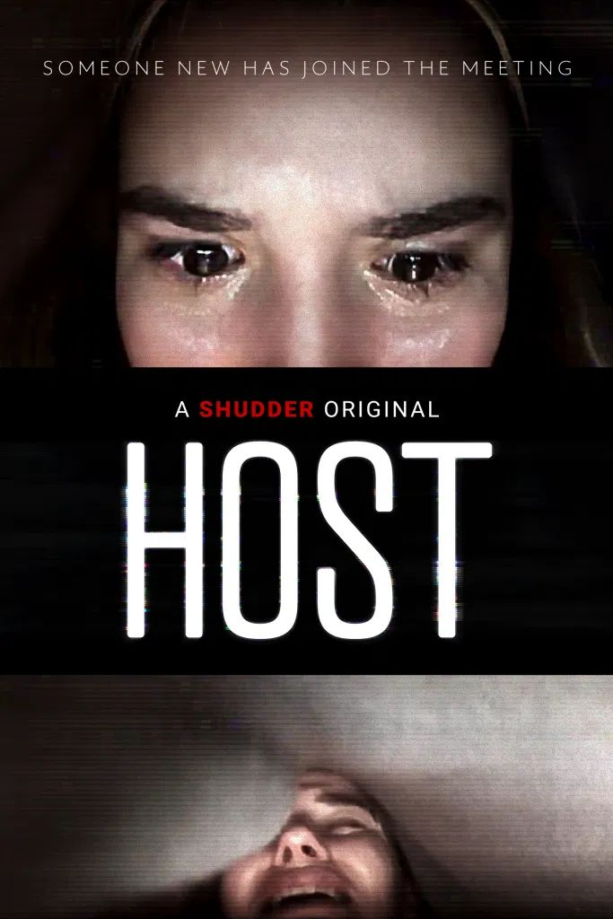 Critique Ciné : Host (2021, Shadowz)