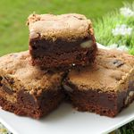 BROOKIES au cake factory ( thermomix et cake factory)