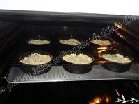 Tartelettes aux pleurotes
